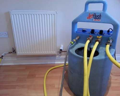 Power Flushing in Bedford Bedfordshire and surrounding areas